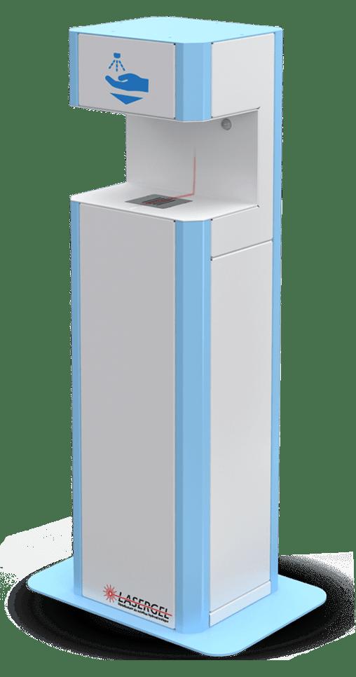 Distributeur de solution hydroalcoolique hygie HG